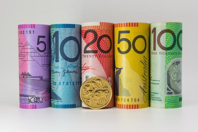 Australian Currency © Peterfz30 / Shutterstock