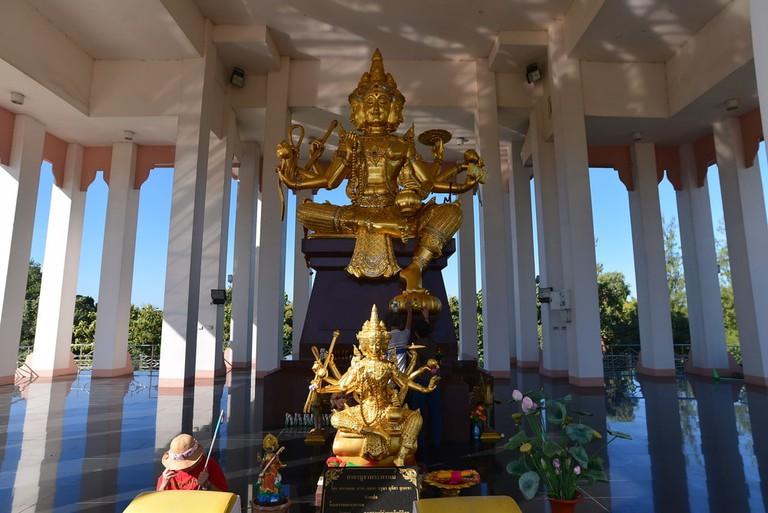 Phraphrom thewalai, Singburi ,Thailand