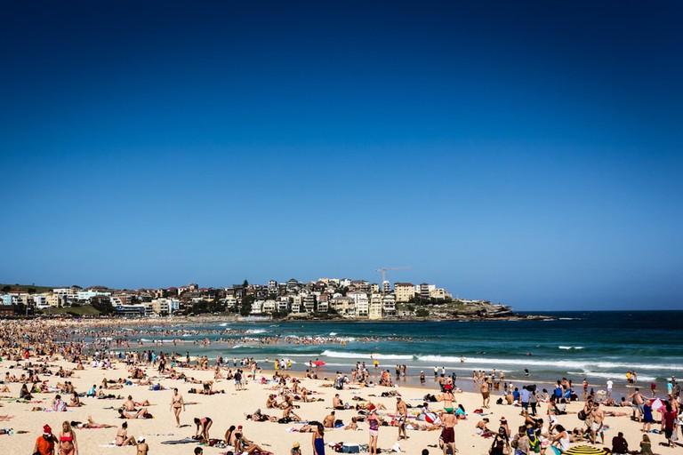 Bondi Beach on Christmas Day, Australia | © Victor Rodriguez/Shutterstock