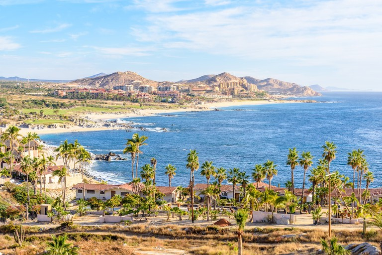 Mexico coastline with beautiful view over ocean in San Jose del Cabo | © karamysh/Shutterstock
