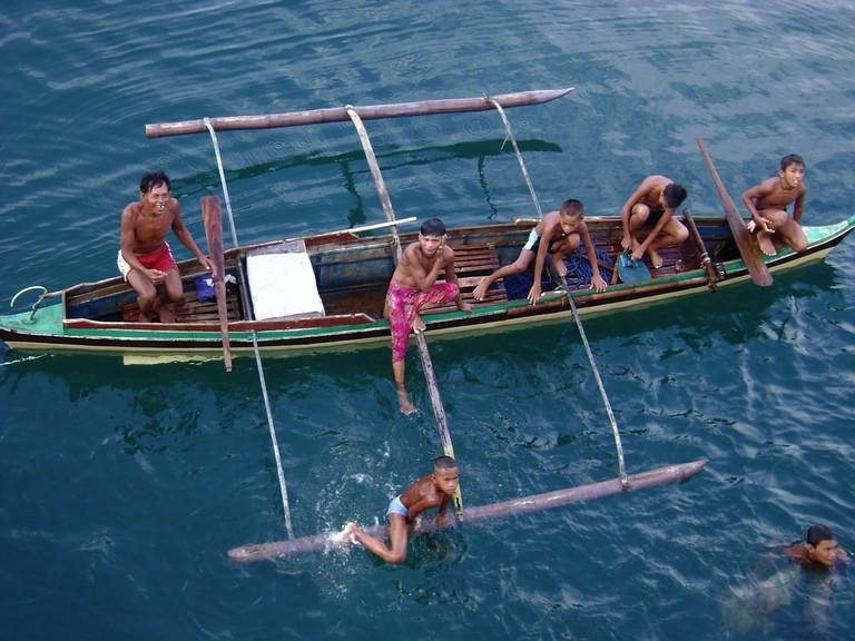 Cagayan de Oro city pier