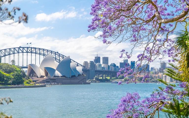 The view of Opera house, Sydney | © ArliftAtoz2205/Shutterstock