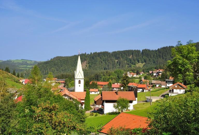 The Village of Jungholz, Austria | © travelpeter/Shutterstock
