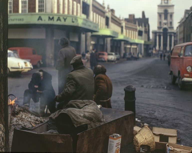 Spitalfields Market, 1973