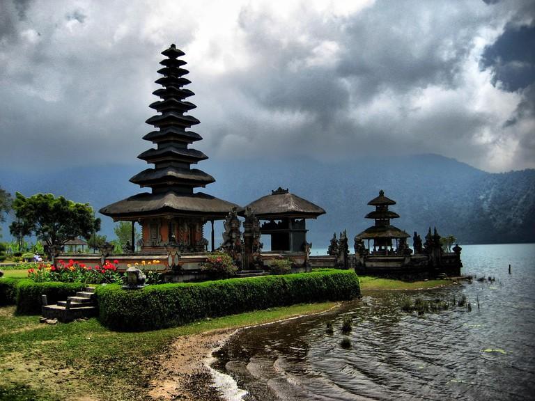 Temple in Bali © Joan Campderrós-i-Canas / Flickr