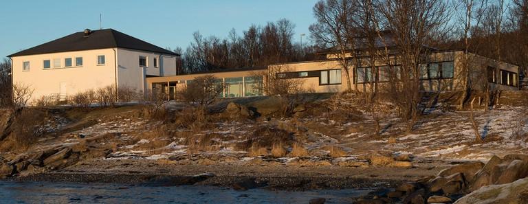 The Botanic Station at the Tromsø Museum, © Julia Brekmo