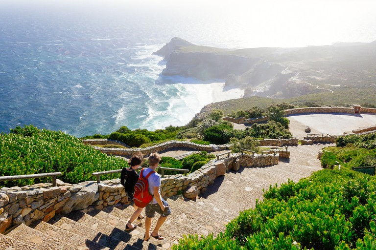 The views at Cape Point