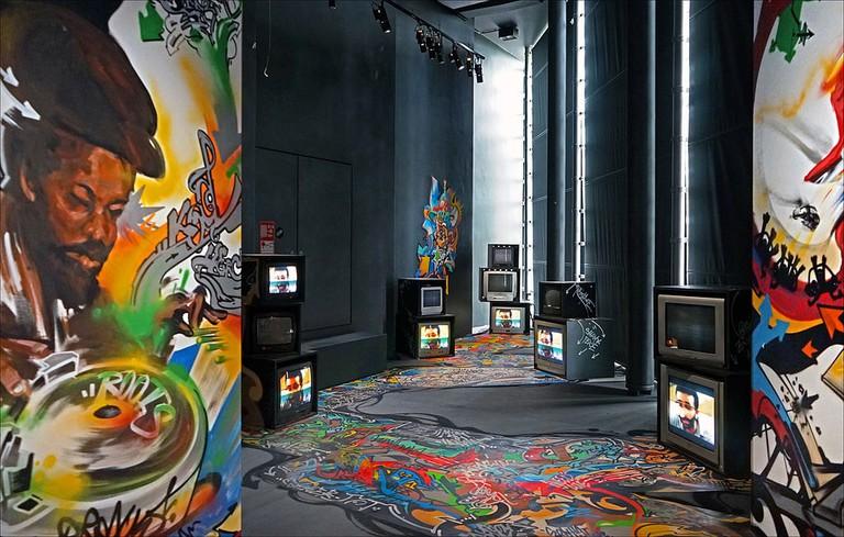 Une_exposition_sur_le_Hip_Hop_à_l'Institut_du_Monde_Arabe,_Paris_03