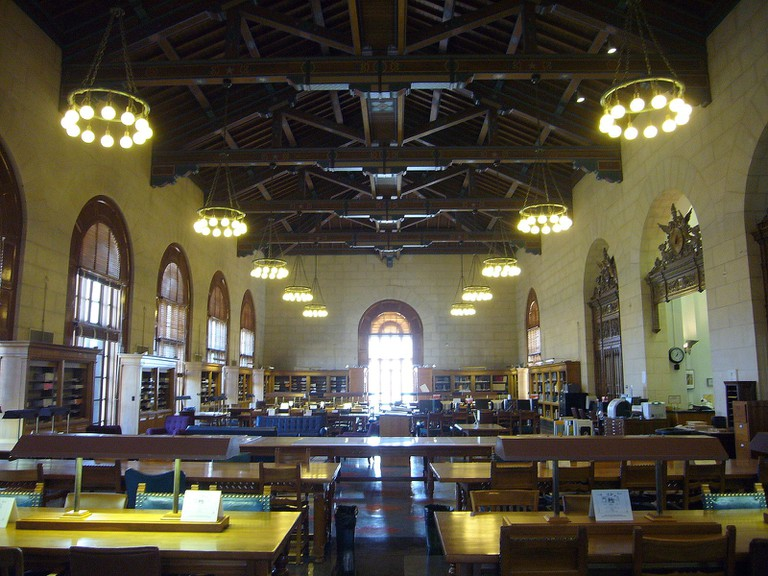 University of Texas Architectural and Planning Library