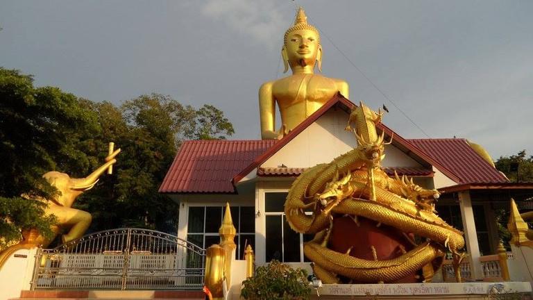 Wat Pho Rattanaram