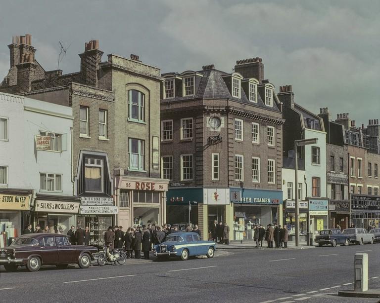 Whitechapel Road, 1965