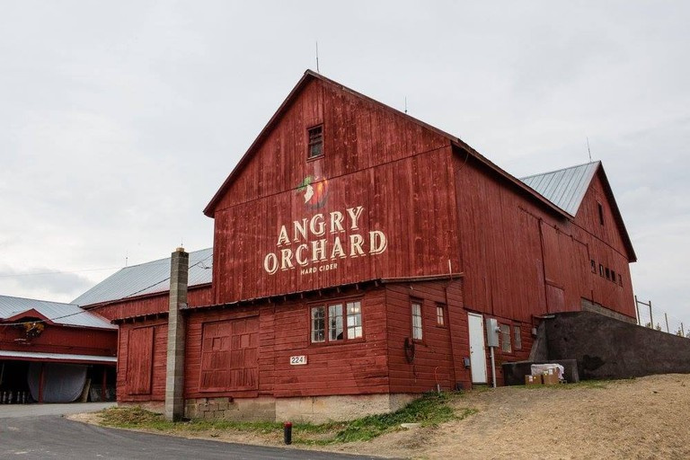 © Courtesy of Angry Orchard