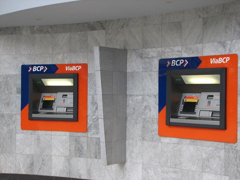 Bolivia Cash ATM