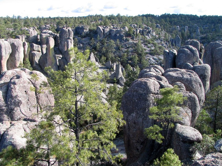 copper canyon attractions