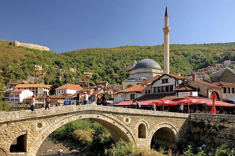 2011_Prizren,_Most_kamienny