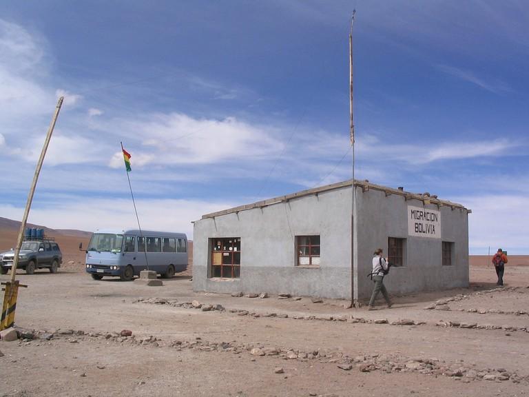 Bolivia Border