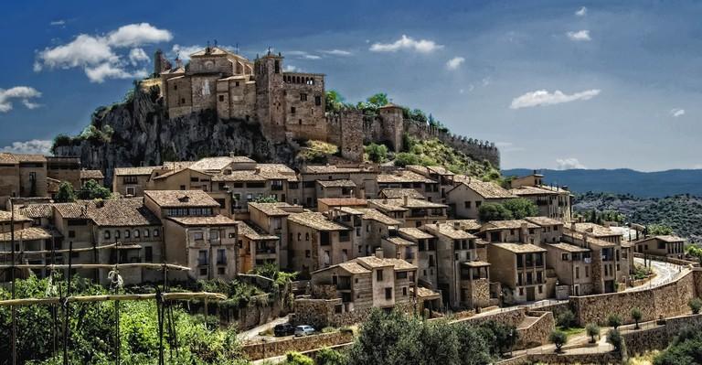 Alquézar, Aragon, Spain