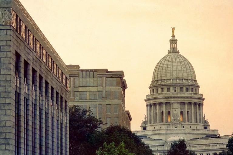 Madison Capitol   © Ryan Tir/flickr