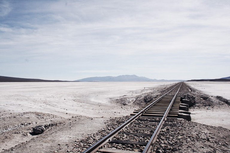 Train Bolivia