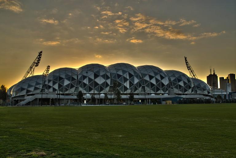 AAMI Park in Melbourne © Jean-Rene Vauzelle / Flickr