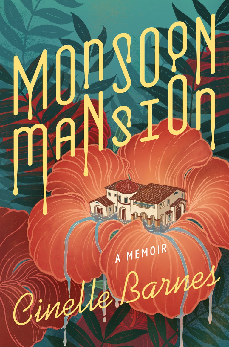 Barnes-Monsoon Mansion_Front Cover