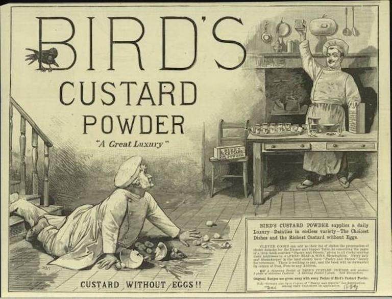 Bird's Custard Powder | © Paul Townsend Flickr