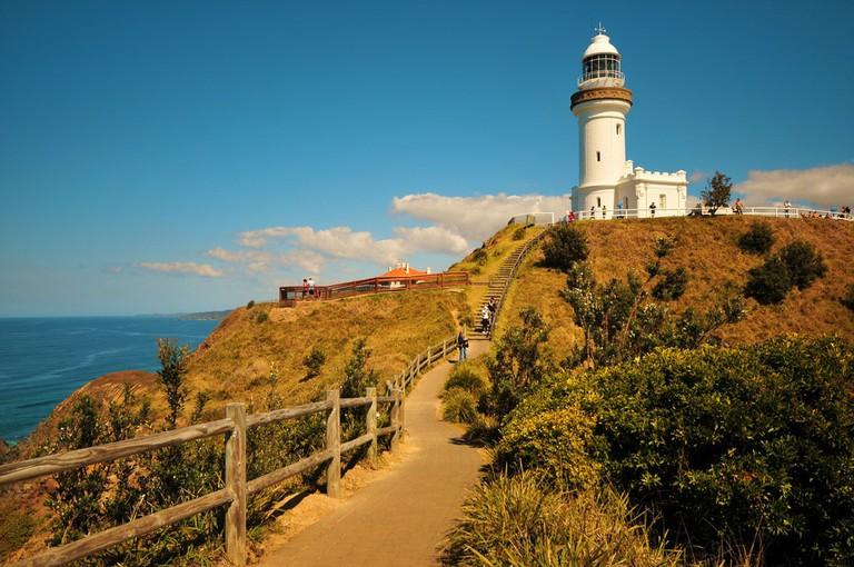 Cape Byron Lighthouse © thinboyfatter / Flickr