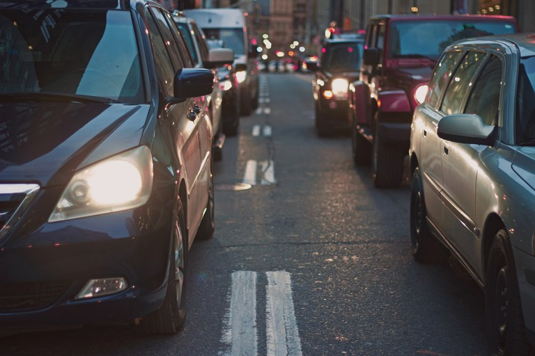 Luxembourg has the highest rate of car ownership in the world
