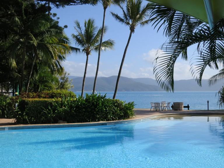 Daydream Island resort © Paul Walter / Flickr