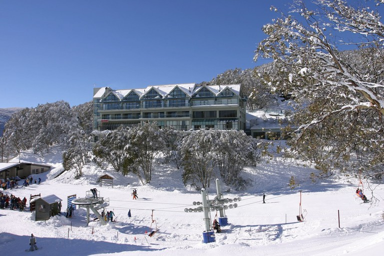 Falls Creek Country Club © Roderick Eime / Flickr
