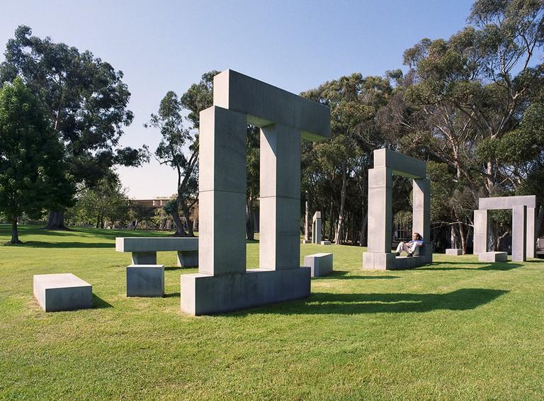 Fleischner, Stuart Collection, UCSD