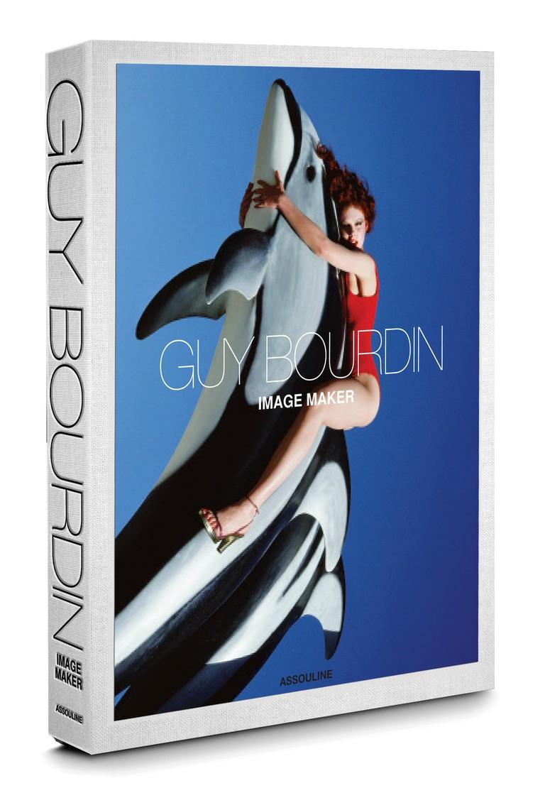 Guy Bourdin 3D Cover