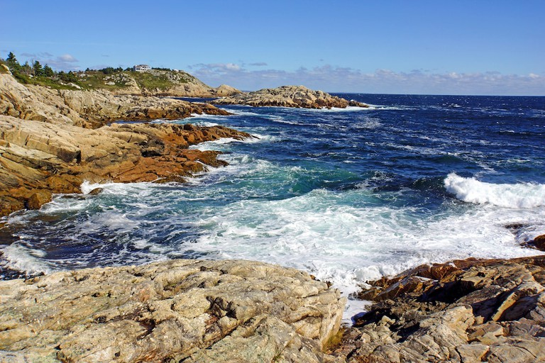 Halifax Coastline