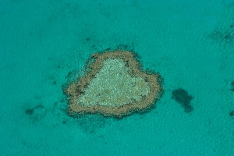 Heart Reef © Tobias Begemann / Flickr