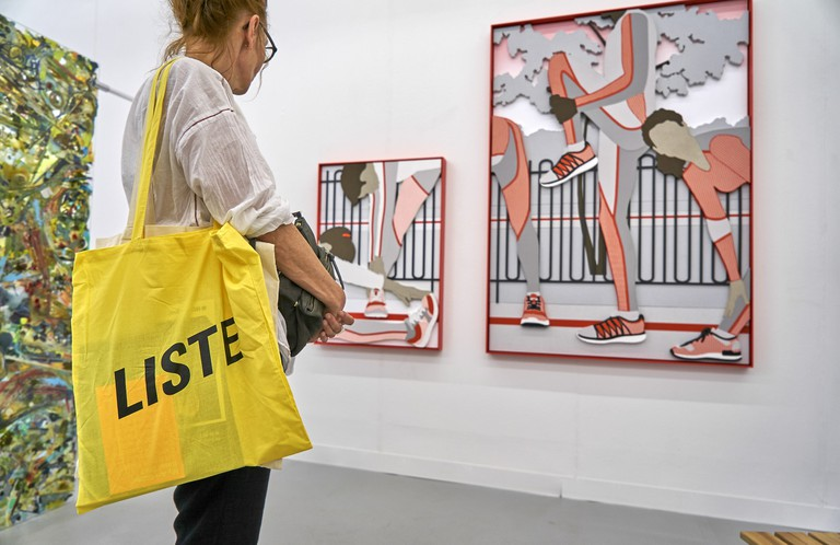 LISTE Art Fair Basel, 2017