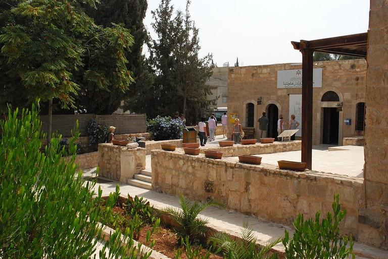 Madaba_visitor_center_Weekend_Getaways_Amman