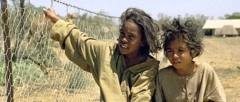 Following the Rabbit-Proof Fence