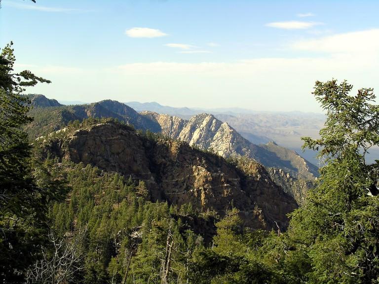 Mountains02-Sierra_SanPedroMartir-BajaCalifornia-Mexico