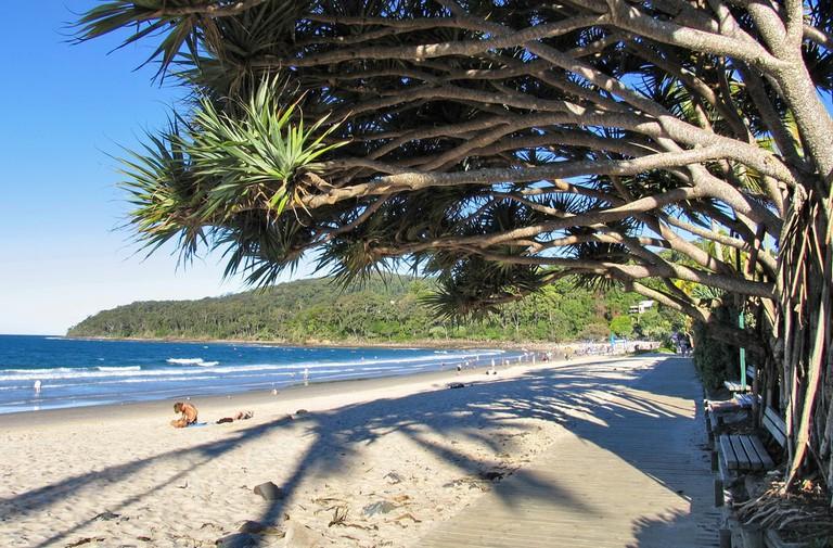 Noosa Main Beach © bertknot / Flickr