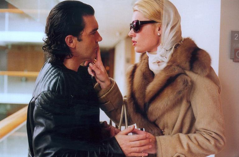 'Femme Fatale' with Antonio Banderas and Rebecca Romijn