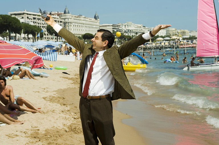 Rowan Atkinson in 'Mr Bean's Holiday'