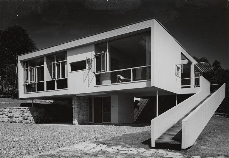 Rose Seidler House on Sydney's North Shore © Max Dupain / Wikimedia Commons
