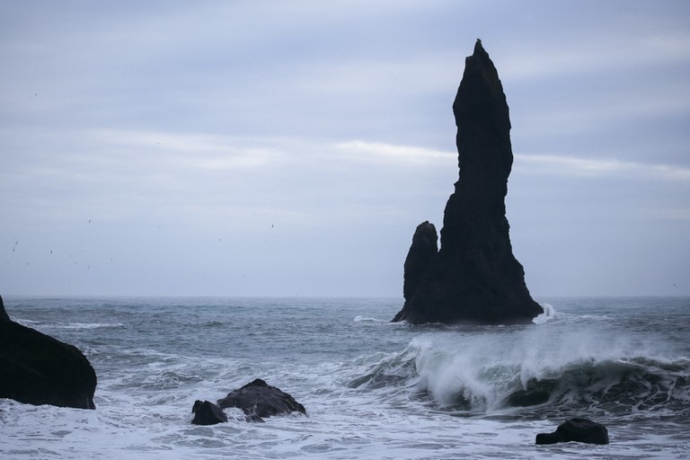 Reynisfjara Beach-Iceland Golden Circle Tour-Iceland