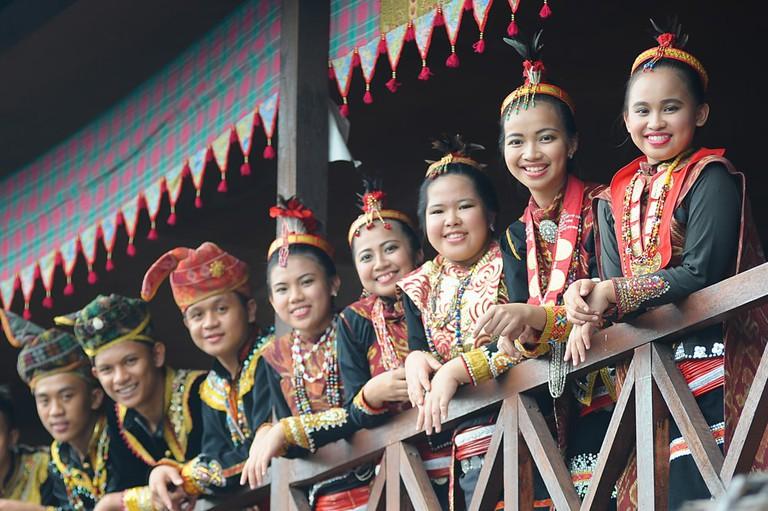 Lotud tribe of Sabah, Malaysian Borneo