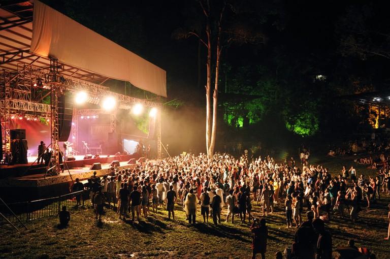 Rainforest World Music Festival, Kuching, Sarawak