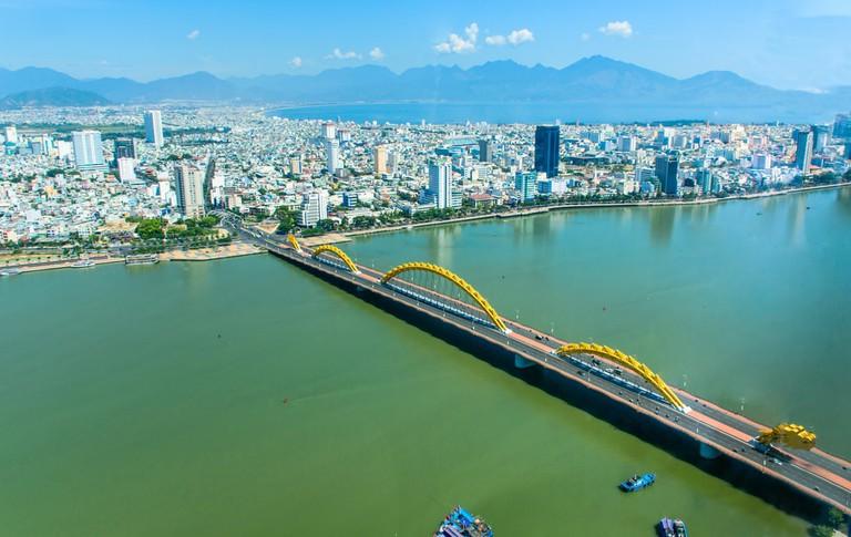 Da Nang Dragon Bridge