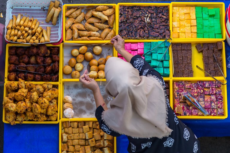 Market at Kota Kinabalu, Sabah