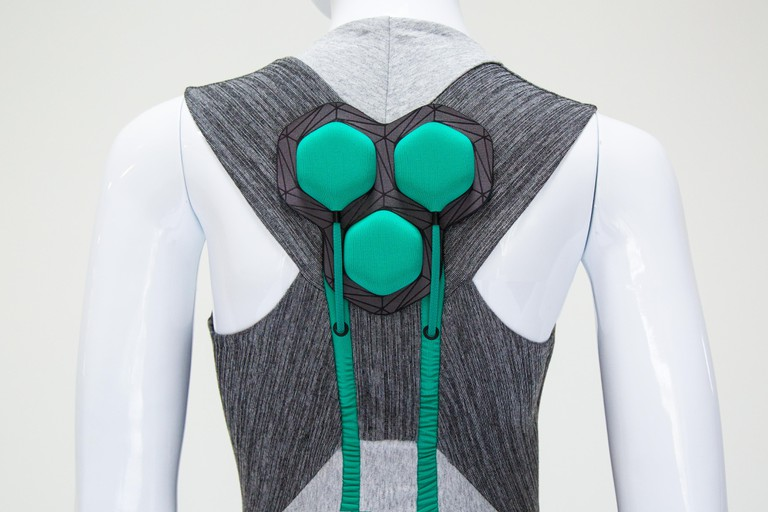 Superflex, Aura-powered bodysuits, Yves Behar. Courtesy of Superflex