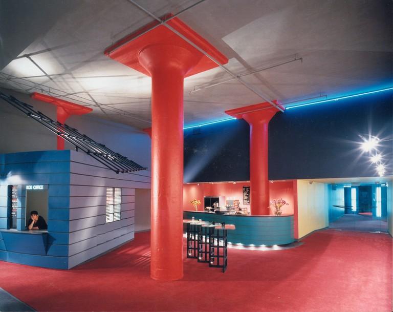 Film Forum's lobby