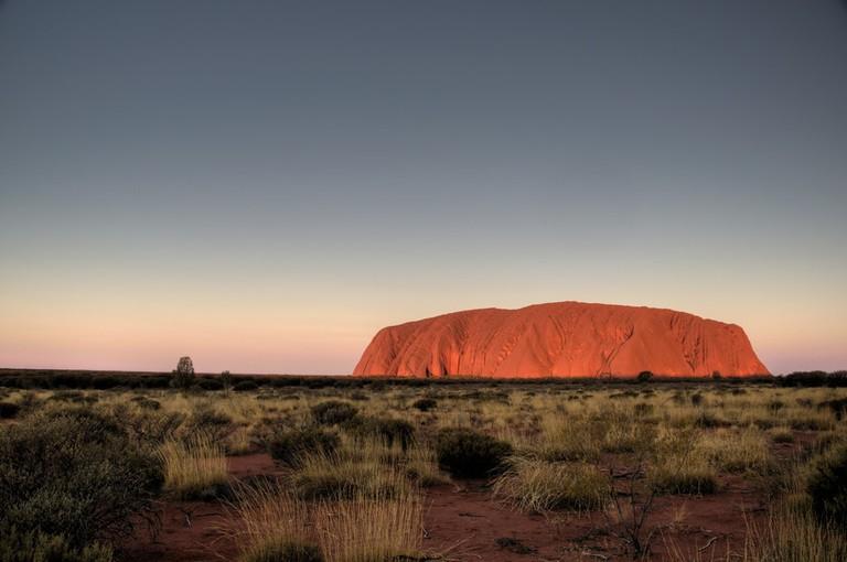 Uluru © nosha / Flickr